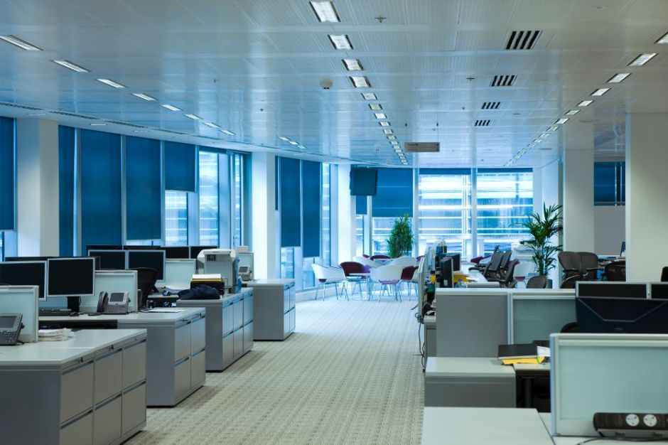 Mencari Ruang Kantor Kosong